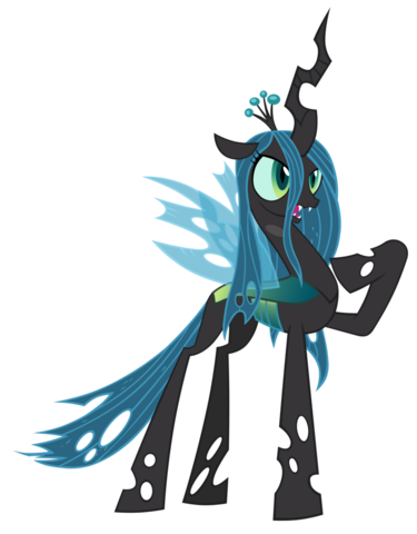 File:FANMADE Queen Chrysalis (normal).png