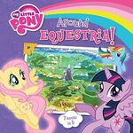 My Little Pony Around Equestria! book set cover