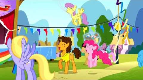 Pinkie The Party Planner - Turkish (Reprise)