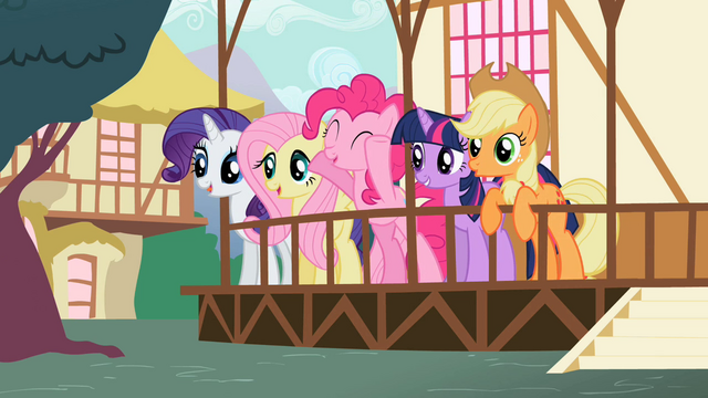 File:Ponies excited S02E07.png