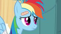 Rainbow Dash sad S02E16