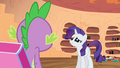 Rarity looking sad at Spike S2E10.png