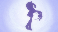 Rarity transformation silhouette EG