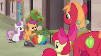 "Scootaloo ""you'll never know if you don't try"" S7E8"