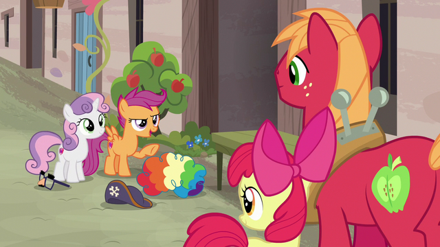 "File:Scootaloo ""you'll never know if you don't try"" S7E8.png"