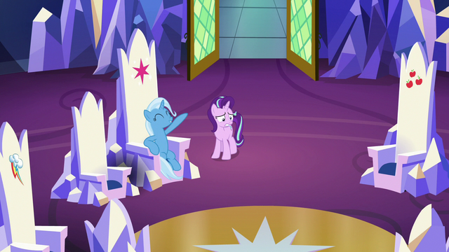 """File:Trixie """"I made a whole table go poof!"""" S7E2.png"""