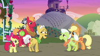 "Grand Pear ""I should've been here"" S7E13"