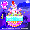 My Little Pony 2015 Convention Collection album cover.png
