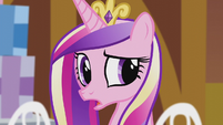 "Princess Cadance ""it's not until the wedding starts"" S5E9"