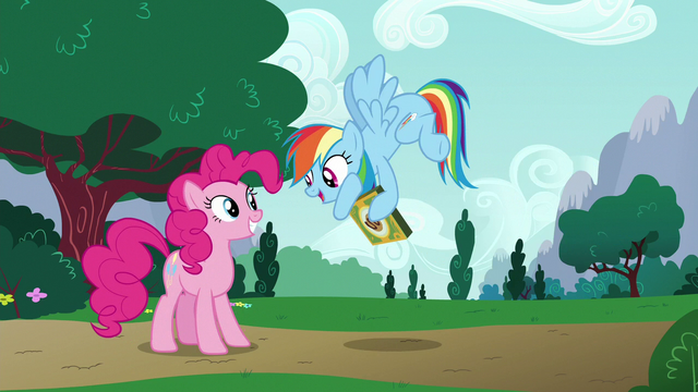 "File:Rainbow Dash ""the best prank ever!"" S6E15.png"