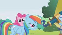 Rainbow Dash agrees S1E5