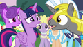 Twilight and Royal Guard S4E01.png