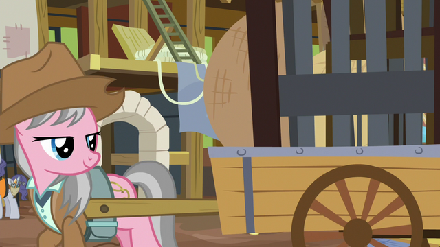File:Wrangler pulling a cart with cage S7E5.png