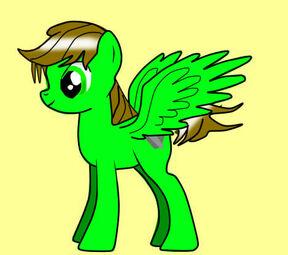 FANMADE Thomas(pony)