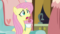 """Fluttershy """"what's going on?"""" S7E12"""