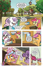 Friends Forever issue 2 page 1