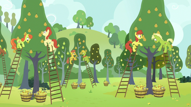 File:Pear family members picking pears S7E13.png