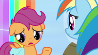 """Scootaloo """"I'd be the best at anything"""" S7E7"""