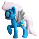 Silver Zoom Cloudsdale Mini Collection mini-figure