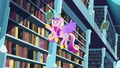 Cadance tries to find the book S6E2.png