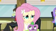 """Fluttershy """"I could find something to worry about"""" EG2"""