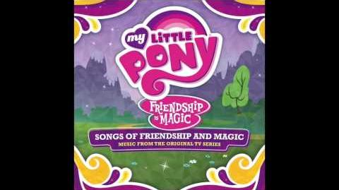 "MLP Friendship is Magic - ""Art of the Dress"" OFFICIAL AUDIO"