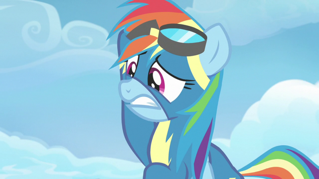File:Rainbow Dash mortified by her parents' appearance S7E7.png