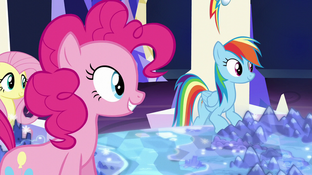 File:Rainbow and Pinkie hears Twilight S5E26.png