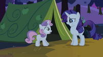 Rarity smiles S02E05