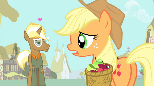 File:Applejack 'Aren't you too busy plannin' the festival' S4E13.png