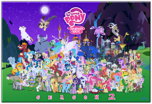 File:FANMADE Mlp fim s2 character cluster fun by blue paint sea-d4xfkf5.png
