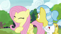 """Fluttershy """"with my help, of course"""" S7E5"""