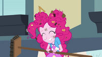 Pinkie Pie giddy and messy EG