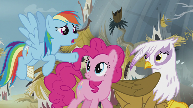 """File:Rainbow """"sorry we didn't get your idol back"""" S5E8.png"""