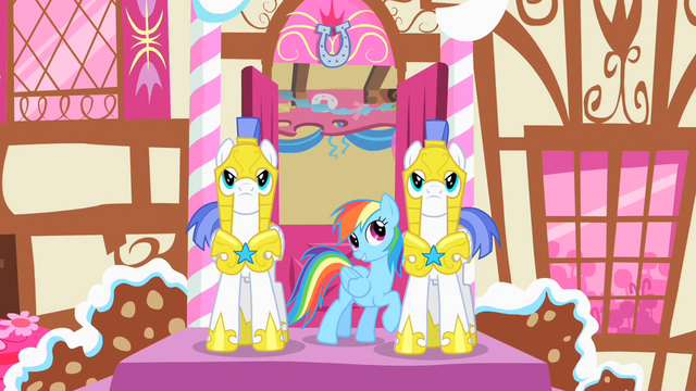 File:Rainbow teasing the guards S1E22.png
