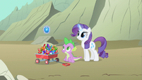 Rarity finest reward S1E19