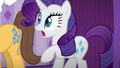 Rarity shocked by the waiting line S6E10.png