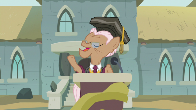 """File:Rusty Tenure """"proud of each and every one of you"""" S7E4.png"""