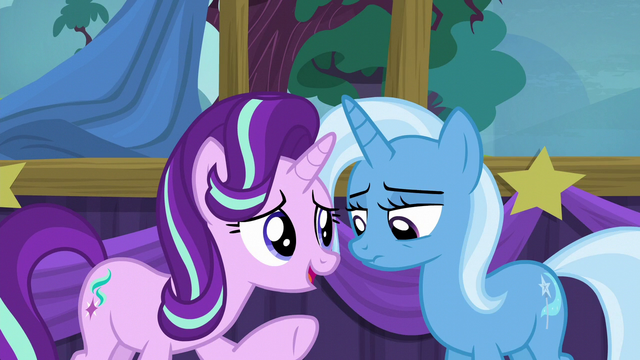 "File:Starlight ""you're the first pony I've met"" S6E6.png"