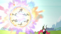 Tirek sees the Mane 6 powered up S4E26.png