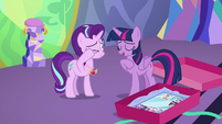 "Twilight Sparkle ""but whatever it is"" S7E1"