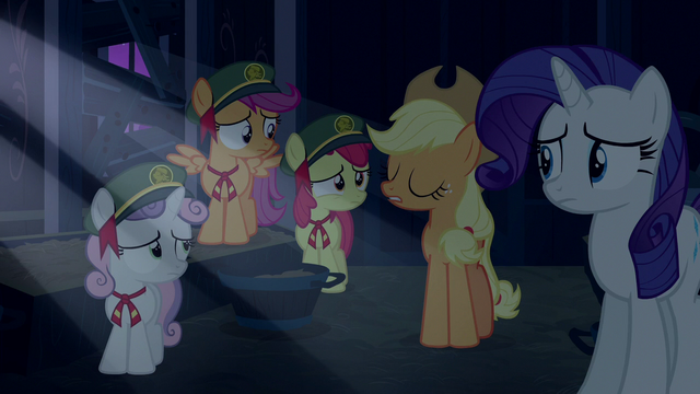"File:Applejack ""haven't changed for years"" S6E15.png"