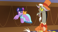 "Discord ""have you seen Fluttershy anywhere?"" S5E7"