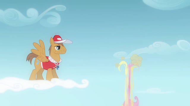 File:Flight camp instructor watches Fluttershy fall S2E22.png