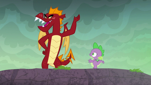 File:Garble pulls his hand away S6E5.png
