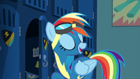 "Rainbow Dash ""couple of improvements"" S6E7"