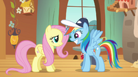 Rainbow Dash big smile S2E22