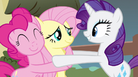 Rarity always loved S2E19