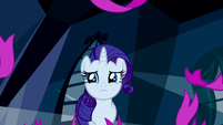 Rarity surrounded by raining fabric S5E13