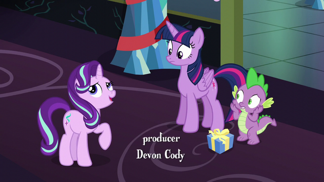 """File:Starlight """"I just find it all a little silly"""" S6E8.png"""
